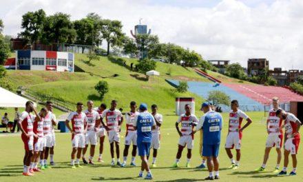 Bahia divulga relação de jogadores relacionados para o jogo contra o Botafogo, neste domingo (10)