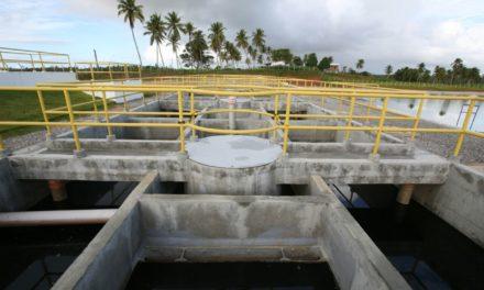 Governo investe R$ 21,6 milhões em esgotamento sanitário no Conde