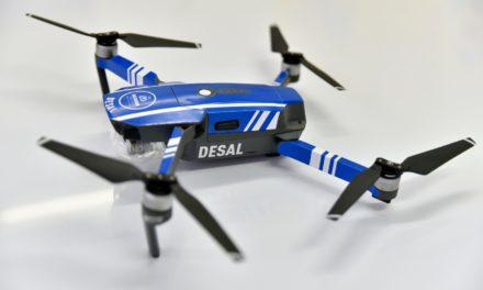Drones auxiliam na fiscalização e implantação de áreas de lazer em Salvador