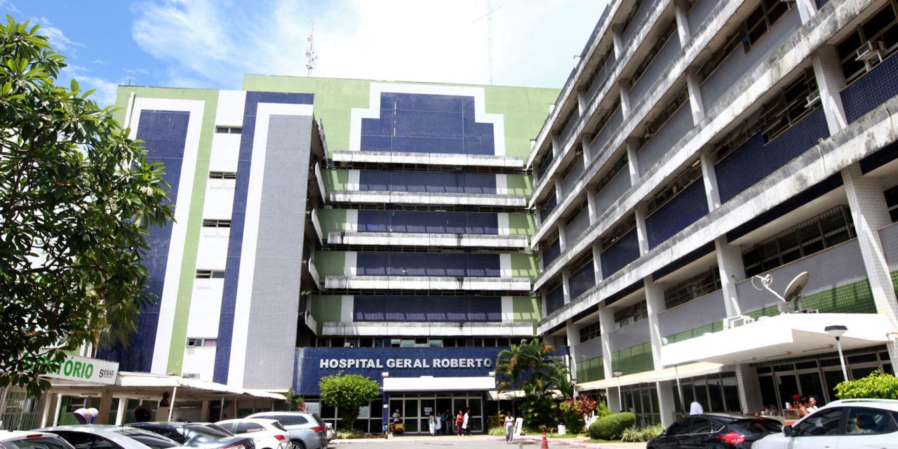 Hospital Roberto Santos será ampliado com investimento de R$ 20 milhões