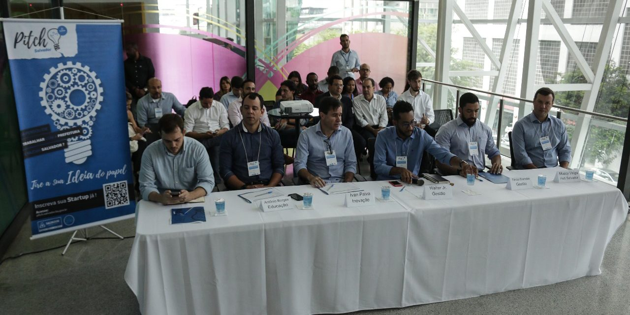 Startups apresentam soluções para dinamizar serviços públicos municipais