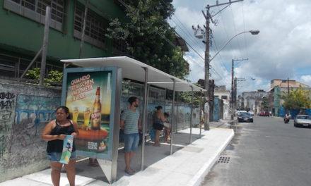 Salvador deverá ter mais de 1,5 mil abrigos de ônibus até dezembro deste ano