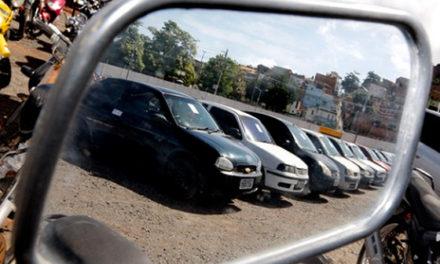 Transalvador inicia visitação de veículos e sucatas para leilão
