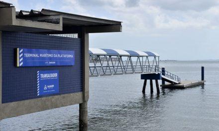 Aberta licitação para exploração do transporte hidroviário Plataforma-Ribeira