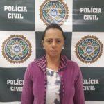 'Viúva da Mega-Sena' é presa em Tanguá, Região Metropolitana do RJ