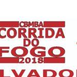 Corpo de Bombeiros abre inscrições para XXI Corrida do Fogo