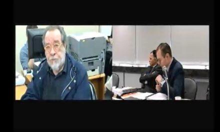 'O senhor responde as perguntas que forem feitas', diz Moro a escritor Fernando de Morais durante audiência