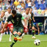 VAR volta a entrar em ação, e Austrália empata com a Dinamarca