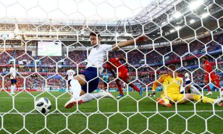 Bélgica afasta suspeita de marmelada, vence a Inglaterra e fica com liderança do Grupo G