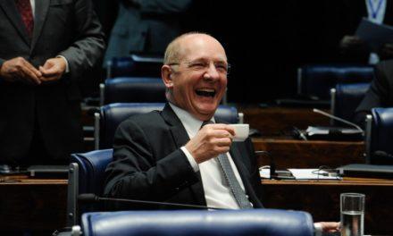Fachin autoriza abertura de inquérito para investigar senador Paulo Bauer