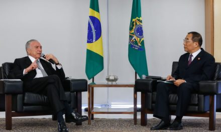 Brasil e China negociam ampliar parcerias em vários setores