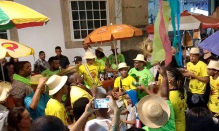 Samba junino anima Engenho Velho de Brotas no domingo (24)