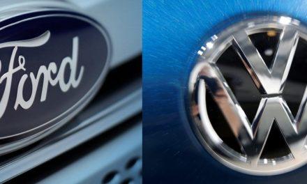 Volkswagen e Ford estudam aliança para ganhar competitividade