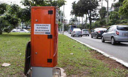 Radares têm proteção contra vandalismo e rápida identificação visual