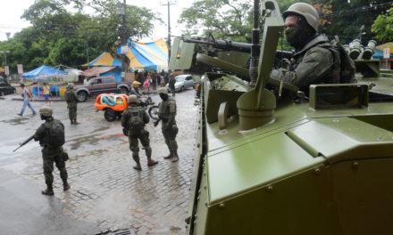 Tiroteios aumentam 37% durante intervenção no Rio, diz relatório