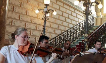 TCA Instrumental faz última apresentação do Segundas Concertantes nesta terça
