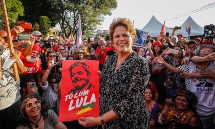 Dilma Rousseff, em busca de uma redenção nas urnas em Minas Gerais