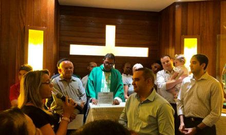 Hospital Roberto Santos inaugura espaço multirreligioso