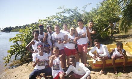 Primeiro Centro de Canoagem do sul da Bahia é inaugurado