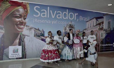 Setur realiza ação promocional para atrair turistas do Panamá e Estados Unidos