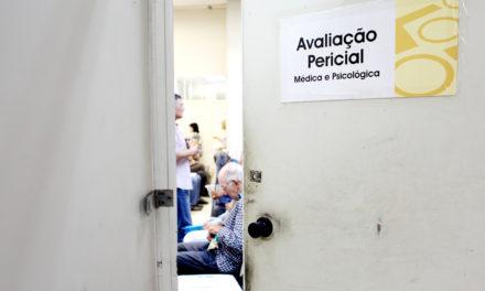 Mutirão amplia atendimento de perícias no Detran para motoristas com deficiência