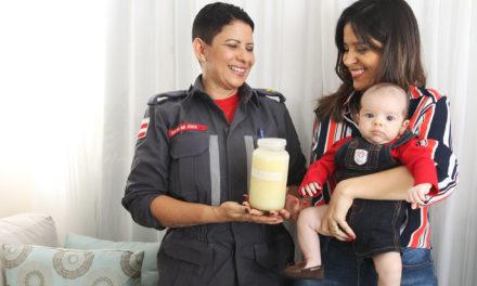 Projeto recolhe e distribui leite materno para bebês em maternidades