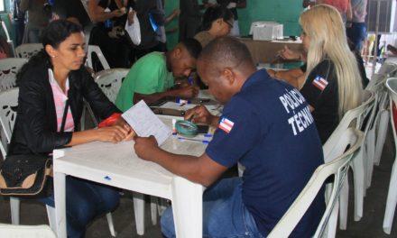 Caravana da Justiça Social atende população de Santo Antônio de Jesus