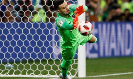 Croácia bate a Dinamarca e avança às quartas de final