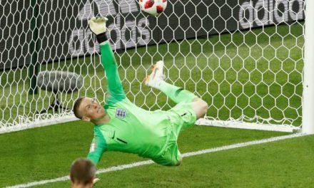Inglaterra despacha Colômbia em sua primeira vitória nos pênaltis na história da Copa