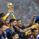 França vence a Croácia e garante o bicampeonato mundial