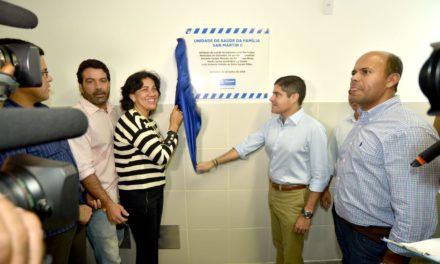Calafate comemora unidade de saúde da família construída pela Prefeitura