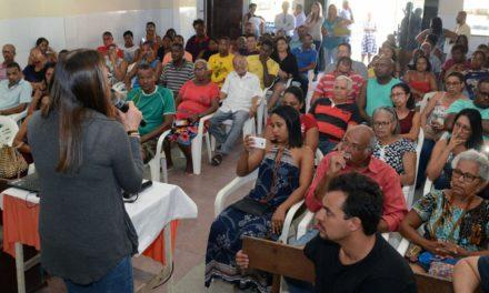 Projeto Mané Dendê é debatido com comunidades do Subúrbio antes da obra