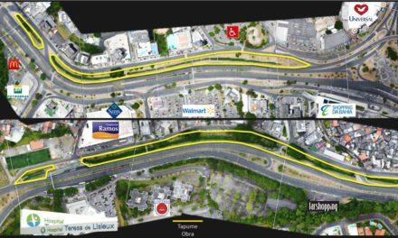 Obras do BRT provocam alterações em pontos de ônibus na ACM