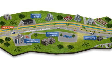 Prefeitura detalha mudanças na Av. ACM em função do BRT nesta terça (31)