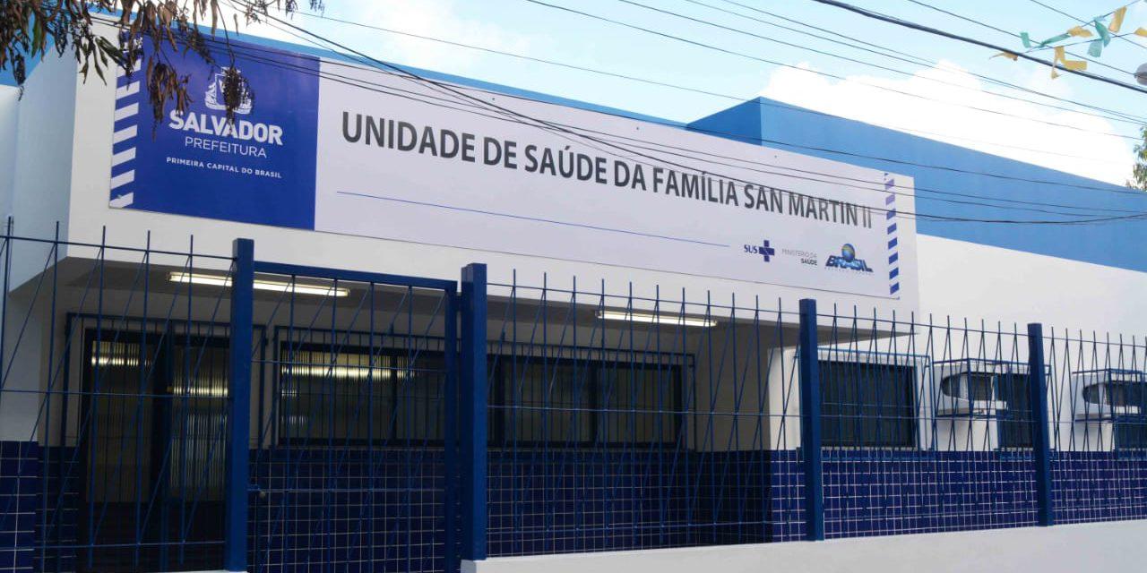 Prefeitura inaugura posto de saúde no Calafate nesta quarta-feira (25) 4cfbebd903b40