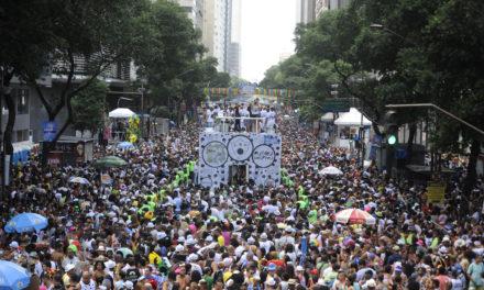 Iphan e Inepac são contra desfile de megablocos no centro do Rio
