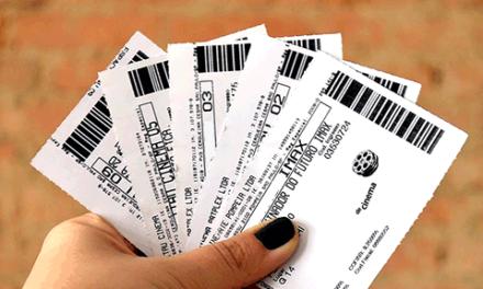 Bilhete eletrônico passa a ser obrigatório na venda de ingressos para eventos