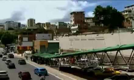 Trecho da Av. Bonocô será parcialmente interditado para manutenção de passarela