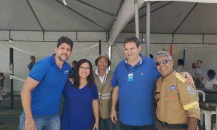 Prefeitura-Bairro Itinerante leva serviços à Boca do Rio neste sábado (28)