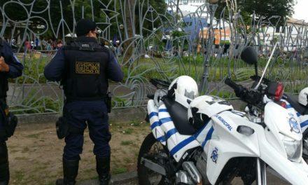 Grupamento da Guarda Civil participa de motopasseio neste domingo (29)