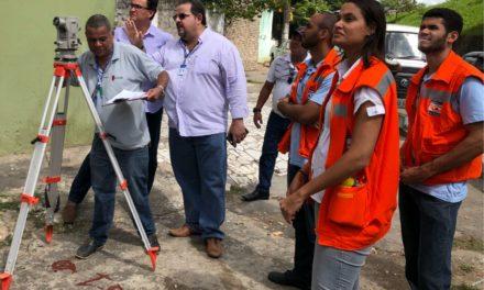 Defesa Civil de Salvador: Encosta recebe sensores que indicam deslizamentos