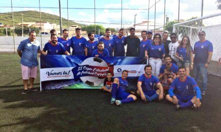 Copa CAAB de futebol prossegue neste fim de semana em Salvador e Ilhéus