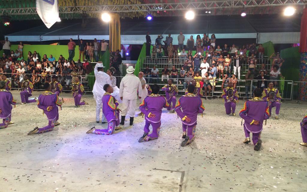 Grupo de São Caetano vence Concurso de Quadrilhas do Nordeste