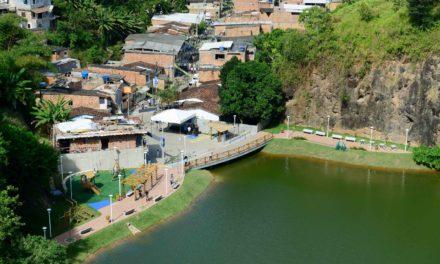 Patrimônio natural de Salvador, Lagoa do Arraial do Retiro é entregue requalificada
