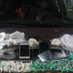 PMs prendem traficante com cocaína avaliada em R$ 8 mil