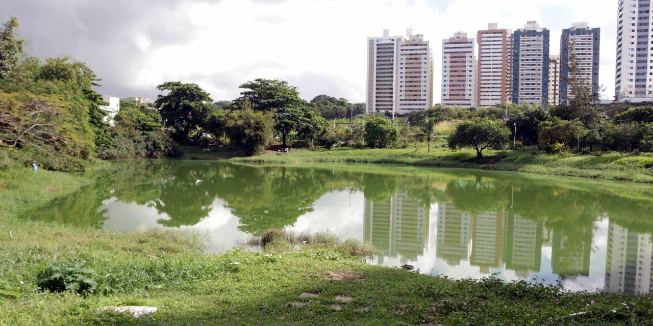 Prefeitura inicia nesta quinta (12) requalificação da Lagoa dos Patos