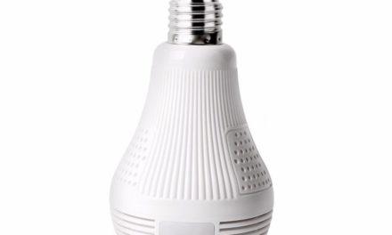 Como funciona uma lâmpada com câmera? Conheça a tecnologia espiã