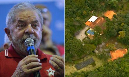 PGR pede ao Supremo que mantenha processo do sítio de Atibaia com Moro