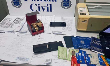 Suspeito de golpe contra o seguro-desemprego e uso de cartão clonado é preso no sul da Bahia