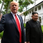 Trump diz que deve se encontrar de novo com Kim Jong-Un